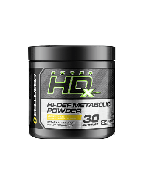 Cellucor Super HD Xtreme - Muscle X