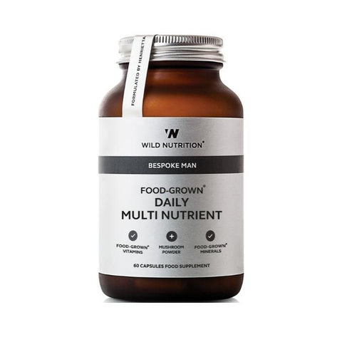 Wild Nutrition Food Grown Daily Mens Multi Nutrient - Muscle X