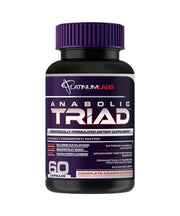 Platinum Labs Anabolic Triad - 60 Caps - Muscle X