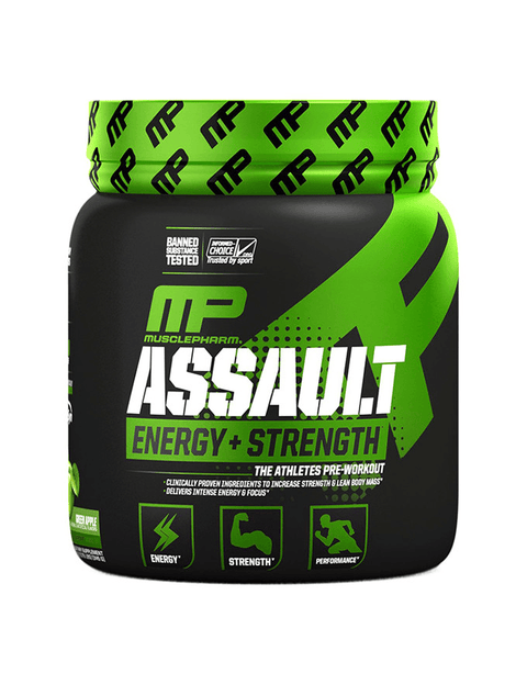 MusclePharm Assault Sport - Muscle X