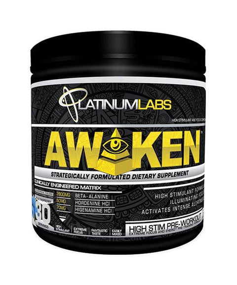 Platinum Labs Awaken - Muscle X
