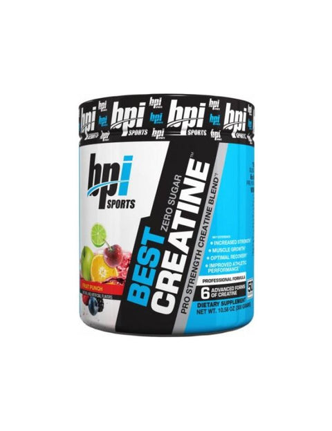 BPI Best Creatine - Muscle X