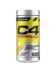 Cellucor C4 Ripped Capsules - Muscle X