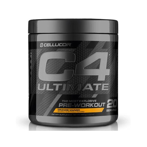 Cellucor C4 Ultimate - Muscle X