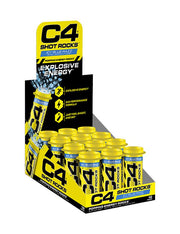 CELLUCOR C4 SHOT ROCKS - Muscle X