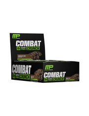 MusclePharm Combat Crunch Bars - Muscle X
