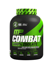 MusclePharm Combat 100% Isolate 5lb - Muscle X