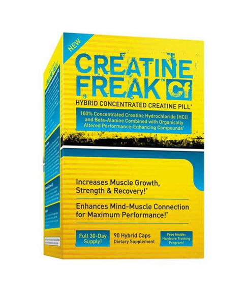 PharmaFreak Creatine Freak Capsules - Muscle X
