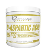 Platinum Labs D-Aspartic Acid