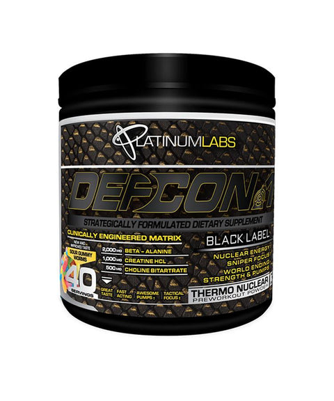 Platinum Labs Defcon Black