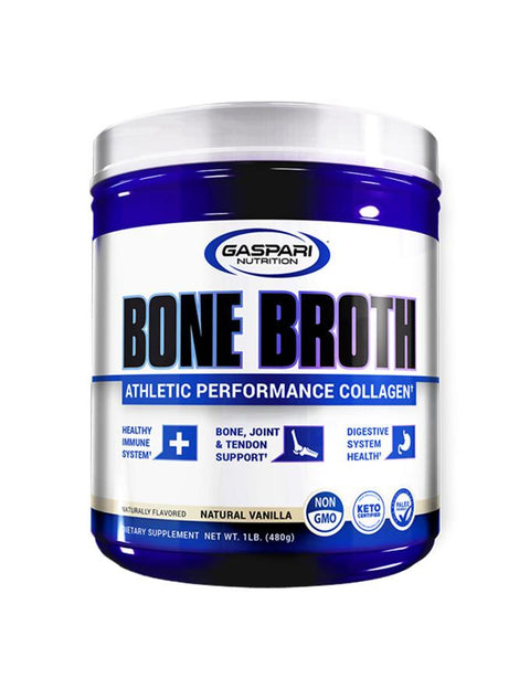 Gaspari Nutrition Bone Broth Collagen - Muscle X