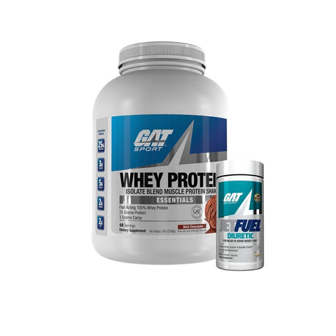 GAT Sport Whey Protein + FREE Diuretic