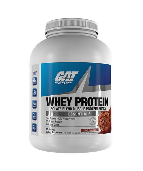 GAT Sport Whey Protein - Muscle X