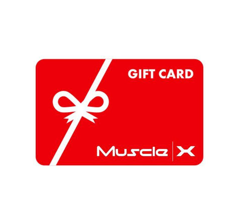 Muscle X Gift Card - Muscle X