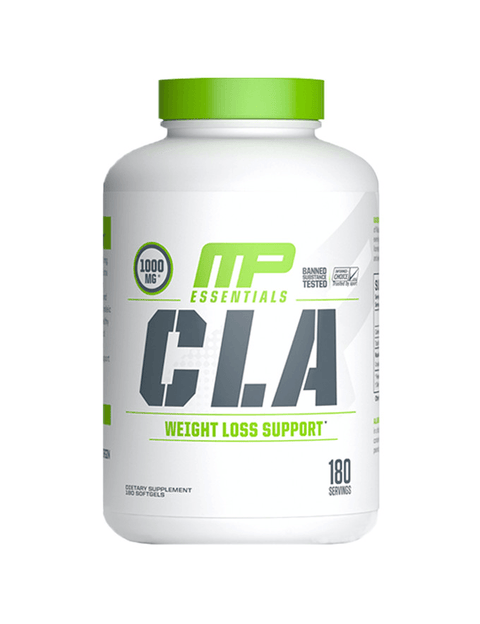MusclePharm CLA Soft Gels 90 Caps - Muscle X
