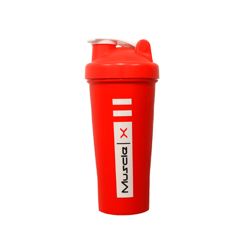 Muscle X 1st edition Shaker - Red - Muscle X
