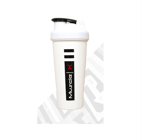 Muscle X 1st Edition Shaker - White