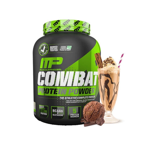 Musclepharm Combat Protein Powder 4lb - Muscle X