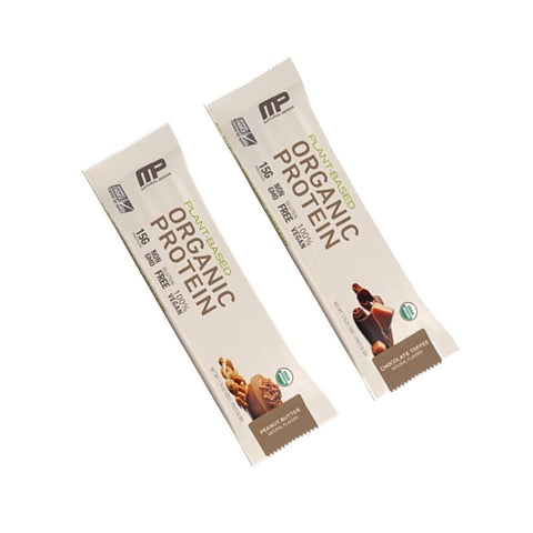 Musclepharm Organic Protein Bars
