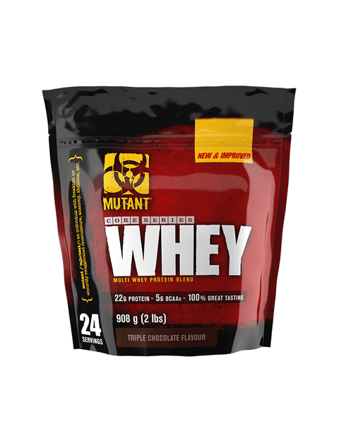Mutant Whey 2lb - Muscle X