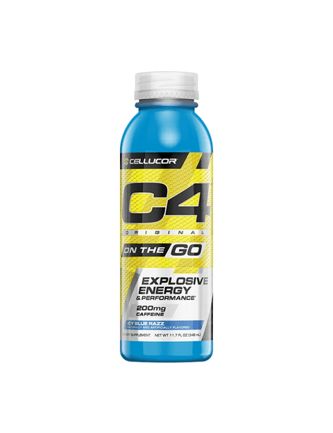 Cellucor C4 On The Go - 12 Pack