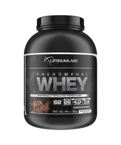 Platinum Labs Phenomenal Whey 5lb - Muscle X