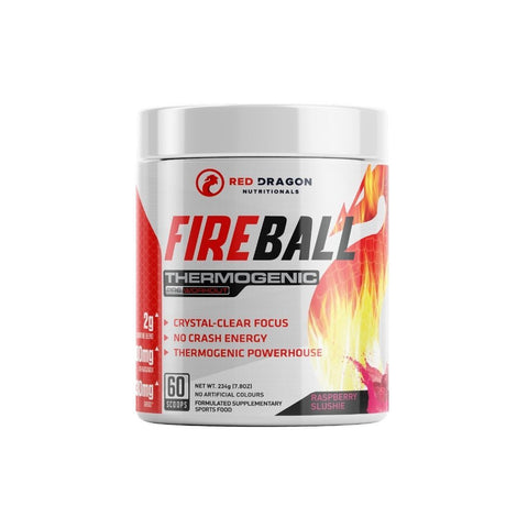 Red Dragon Fireball Fat Burner