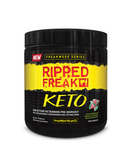 Ripped freak Keto Pre-workout - Muscle X