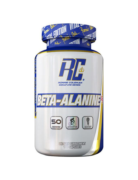 Ronnie Coleman Beta Alanine Capsules - Muscle X