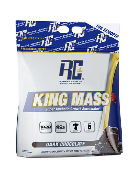 Ronnie Coleman King Mass - Muscle X