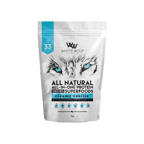 White Wolf Nutrition Whey Protein Blend - Muscle X