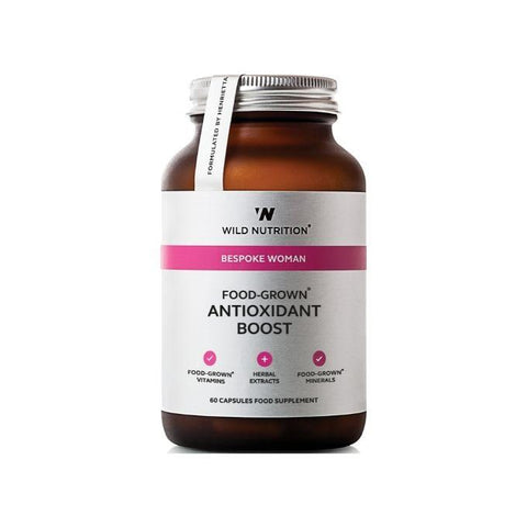 Wild Nutrition Food Grown Antioxidant Boost - Muscle X