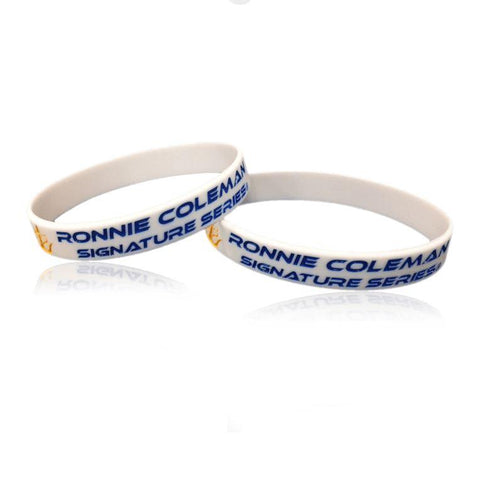 Ronnie Coleman Wrist Band - Muscle X