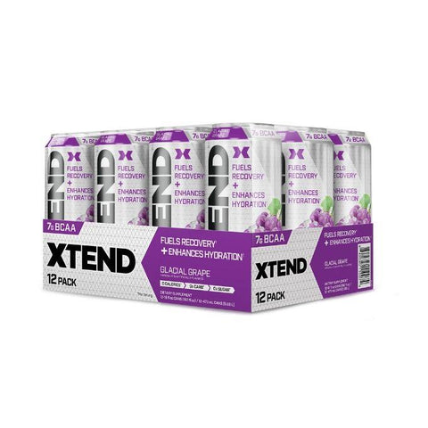Xtend Carbonated - Muscle X