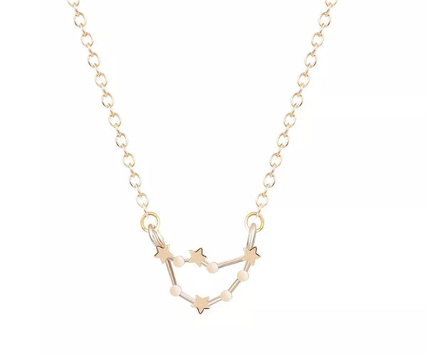 Zodiac Sign Constellation Necklace | Women's Constellation Necklace