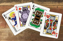Load image into Gallery viewer, 8 Bit Original Playing Cards