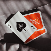 Load image into Gallery viewer, Limited 1 of 92 (No Seal) Gemini Casino Orange (Featured Product)