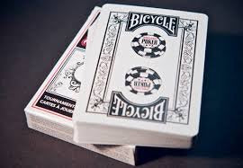 Bicycle World Series of Poker (WSOP) Playing Cards