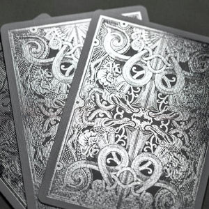 Silver Gatorbacks by David Blaine