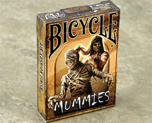 Load image into Gallery viewer, Bicycle Mummies Playing Cards