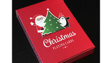 Load image into Gallery viewer, Christmas playing cards (USPCC)