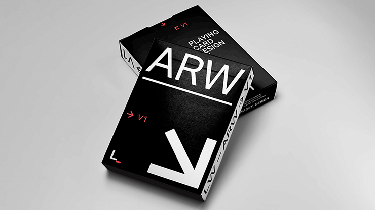 ARW Playing Cards by Luke Wadey Design