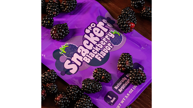 Blackberry Snackers by Riffle Shuffle