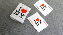 Load image into Gallery viewer, Bicycle I Love New York Playing Cards