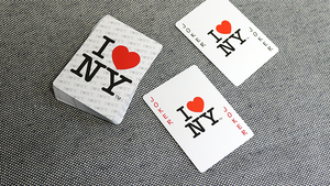 Bicycle I Love New York Playing Cards