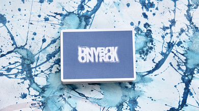 Donny Brook Stencil Playing Cards (Featured Product)
