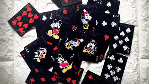 Disney Vintage Minnie Mouse Playing Cards