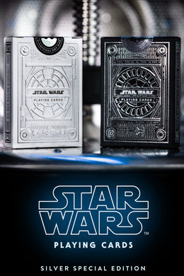 Star Wars Special Edition Silver Light Side