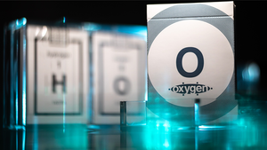 Oxygen Playing Cards by Elemental