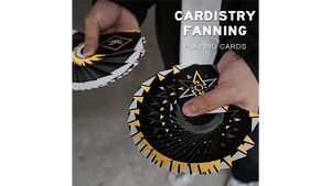 Cardistry Fanning Yellow Edition